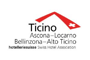 Logo Hotellerie Suisse sezione Ascona Locarno
